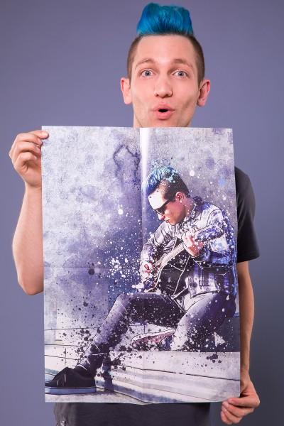 Poster Rezo